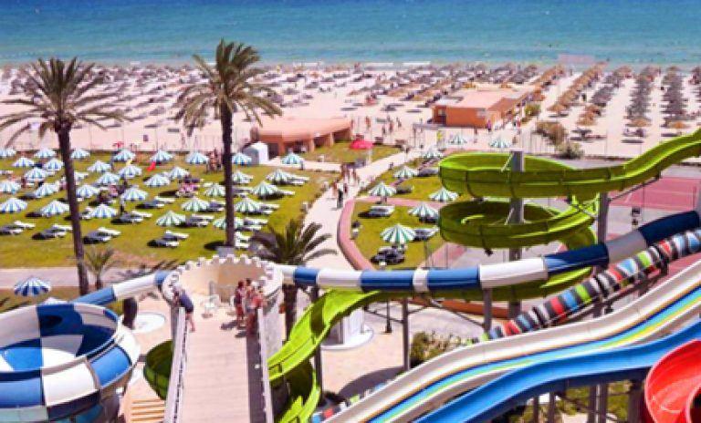 тунис отель марабу аквапарк Body