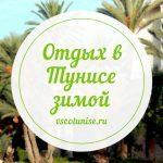 Отдых в Тунисе зимой. Чем заняться, какие экскурсии, отели, работающие зимой в Тунисе