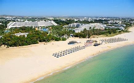 """Holiday Village Manar - отель """"всё включено"""" для отдыха с детьми в Тунисе"""