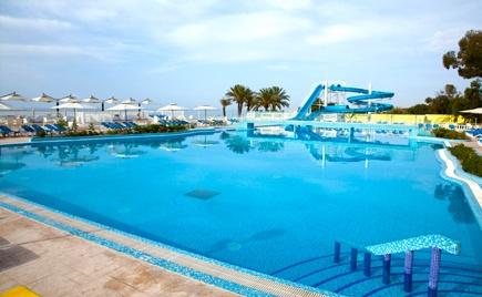 Samira Club Hotel 3* - неплохой отель для отдыха с детьми в Тунисе