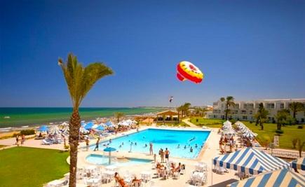 Skanes family resort 3* Тунис для семейного отдыха