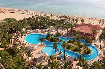 Отель Raidh Palms - один из лучших отелей в Тунисе
