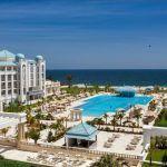 Concorde Green Park Palace 5 Эль-Кантауи Тунис – отзывы и цены на туры в отель