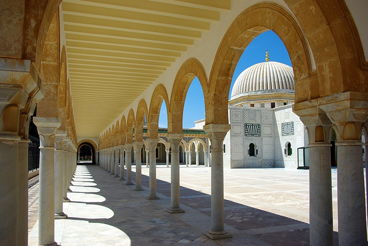 тунис монастир пляжи фото