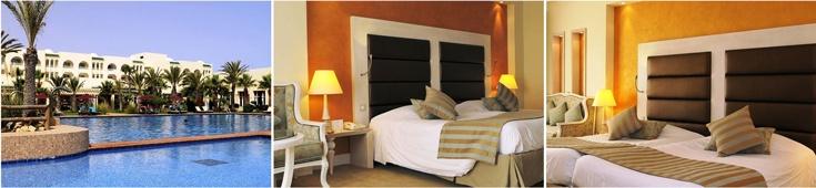 Hasdrubal Thalassa - изысканный отель для неспешного отдыха