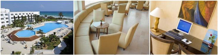 Mahdia palace thalasso - хороший отель для отдыха пенсионеров