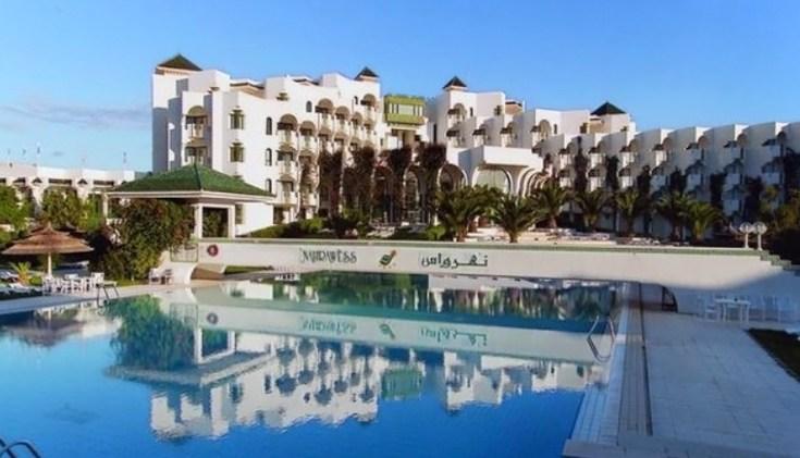 Отель для отдыха пожилых людей и пенсионеров