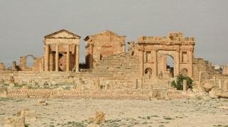 Экскурсия из Хаммамета в Дуггу - древнеримский город