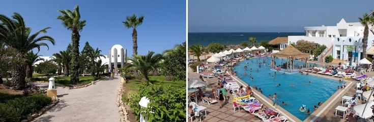 Горящий тур в Тунис на майские праздники по системе Ультра всё включено