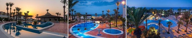 Горящий тур в Тунис на майские праздники по системе всё включено