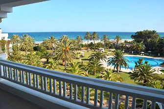 Tui Sensimar Oceana - отель для молодоженов в Тунисе