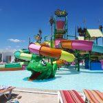 Аквапарк в отеле Thalassa Sousse 4*