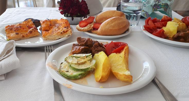 Еда в thalassa sousse 4 отзывы