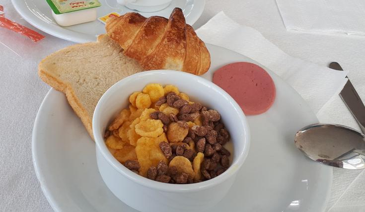 Завтрак в thalassa sousse 4 отзывы