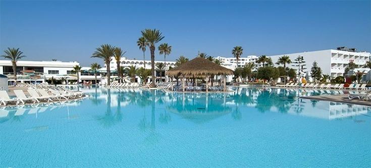отель Thalassa Sousse Тунис