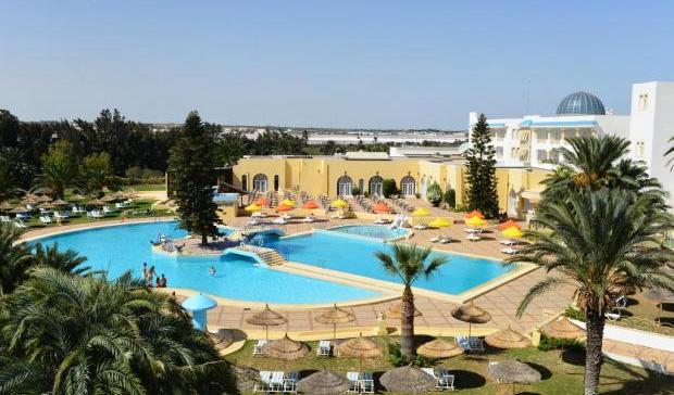 Libersty Resort - топ отелей 4* в Монастире