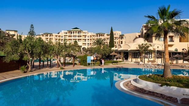 Лучшие отели в Суссе для отдыха