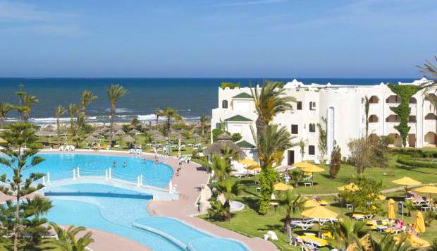 Отель LTI Mahdia Beach 4* в Махдии
