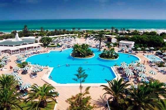 Самый популярный отель 4 звезды в Махдии