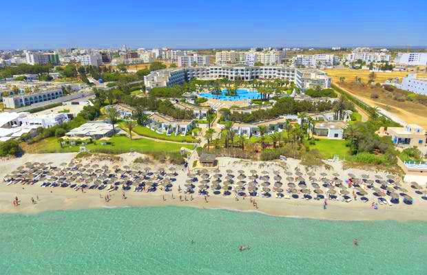 One Resort - отель с собственным пляжем в Махдии