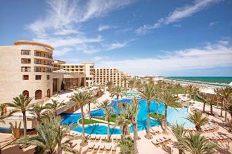 Отели для отдыха в Тунисе зимой с теплым бассейном